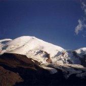 Гора Эльбрус, западная вершина